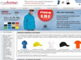 vetement et textile publicitaire personnalisé