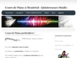 Cours de piano montreal