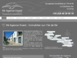 Agence immobilière île de Ré