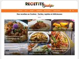 Site dédié aux plats et menus à réaliser avec un autocuiseur intelligent
