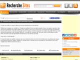 Recherche sites annuaire généraliste