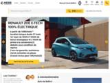 Renault Belfort : vente de véhicules neufs et d'occasion