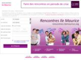 Annonces de célibataires à l'Ile Maurice