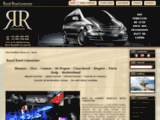 Limo driven rental Cannes