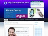 Réparation iPhone Paris Phone Center