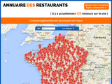 Annuaire des restaurants