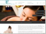 Ecole de massage à Lausanne en Suisse
