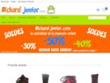 Boutique de chaussures enfant en ligne