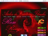 Atelier de Créations Florales Rose Rouge
