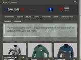 Equipement et vêtement pour militaire