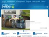 Microstation d'épuration en Gironde 33
