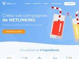 SEMJuice, la plateforme de création de campagnes de netlinking