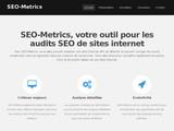 Seo-Metrics audit seo en ligne