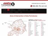 Ares Fermetures serrurier à Lille