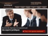 Service juridique pour aide en ligne