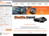 Chauffeur privé avec voiture Shuttle Travel