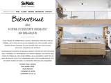 Cuisines équipées SieMatic à Mons