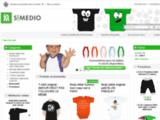 Boutique en ligne SiMedio
