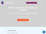 Simple.Expert, argus création web/mobile