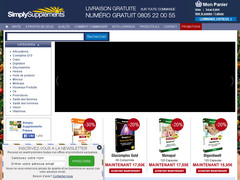 Simply Supplements France