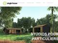Studios et bureaux de jardin en bois