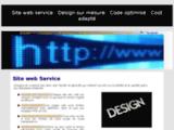 Site web Service
