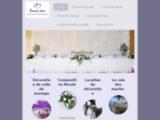 décoration de salle de mariage en Ile de France