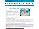 Découvrez les nouveaux mobiles nouvelle génération, high-tech et tendance