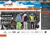 Equipement de ski et snowboard en vente chez Snow Concept