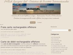 création de société offshore