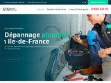 SOS plombier dépannage à Paris et en Ile-de-France disponible 24/24h et 7/7j