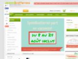 SpeedBatteries, chargeurs, piles et batteries.