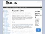 Cours sur le SQL