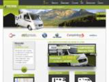 Vente Location Camping-Car Fourgon Aménagé