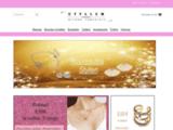 Styllen, bijoux fantaisie et accessoires pour femme, homme et enfant