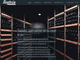 Les caves à vin de vieillissement Tastvin