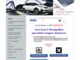 Taxi Longues Distances Montpellier
