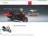 Taxi Moto : choisissez Taxi Moto Prestige