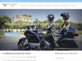 Taxi Moto Paris - Moto Taxi  Paris