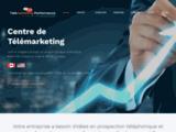 Centre d'appel et de télémarketing au Québec et francophonie