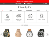 TimeByMe : montre design de qualité