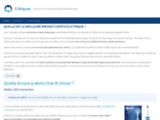 TopDents - Le site de référence des brosses à dents électriques