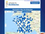 annuaire des architectes