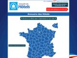 Annuaire des hôtels