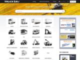 Truck1 France: le leader mondial du marché en ligne de poids lourds