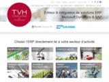 TVH Consulting : éditeur et intégrateur des solutions ERP majeures sur le marché