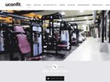 Ucanfit salle de fitness et de sport proche de Lyon, située à Caluire-et-Cuire