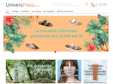 Parapharmacie en ligne - Universpara