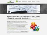 Agence Web SEO Marseille Aix en Provence
