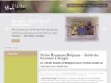 Visiter  Bruges en Belgique.